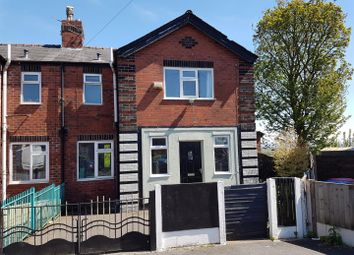 Thumbnail 3 bedroom semi-detached house for sale in Wedgwood Road, Swinton, Manchester