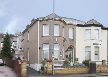 Thumbnail 5 bed semi-detached house for sale in Chepstow Road, Newport