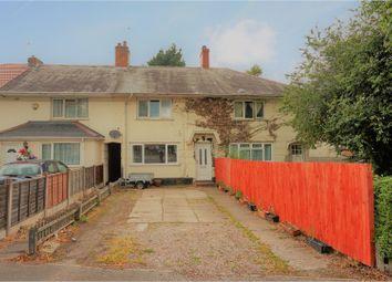 Thumbnail 3 bed terraced house for sale in Daisy Farm Road, Birmingham