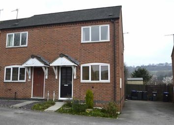Thumbnail 2 bed semi-detached house to rent in Beech Court, Wirksworth, Derbyshire
