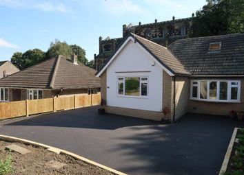 Thumbnail 4 bed semi-detached bungalow for sale in Mountjoy Road, Edgerton, Huddersfield