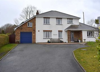 Thumbnail 5 bed detached house for sale in Allt-Y-Bryn, Llanarth, Ceredigion