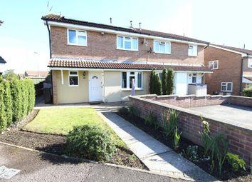 Thumbnail 2 bed end terrace house for sale in Little Meadow, Bradley Stoke, Bristol