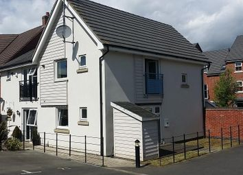 Thumbnail 1 bed terraced house to rent in Brompton Road, Hamilton, Leicester
