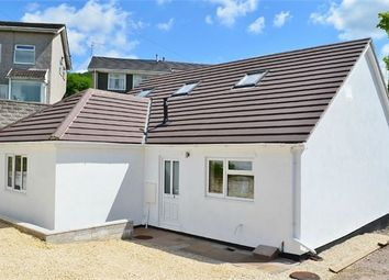 Thumbnail 4 bed detached bungalow for sale in Llyswen, Machen, Caerphilly