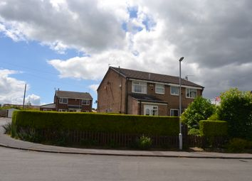 Thumbnail 1 bed end terrace house for sale in 24 Redgrave Place, Flanderwell, Rotherham