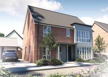 Thumbnail 4 bedroom detached house for sale in Seabrook Orchards, Topsham Road, Topsham, Exeter, Devon