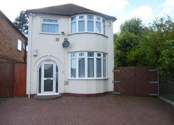 Thumbnail 3 bed property for sale in Hobs Moat Road, Solihull