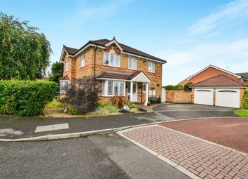 Thumbnail 4 bed detached house for sale in Wharfdale Gardens, Mansfield, Nottingham, Nottinghamshire