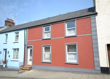 Thumbnail 3 bed terraced house for sale in Castle Street, Narberth