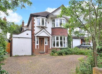 Thumbnail 3 bedroom detached house for sale in Kingsmead Avenue, Worcester Park