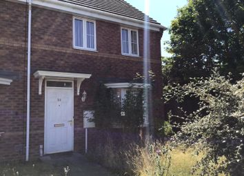 Thumbnail 3 bed terraced house to rent in Finchale Avenue, Priorslee, Telford