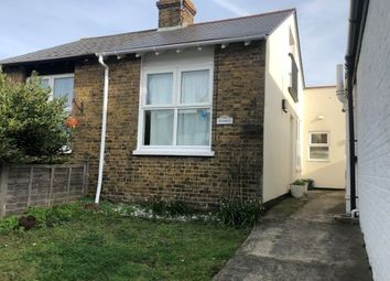 Thumbnail 2 bed property to rent in Sandown Road, Deal