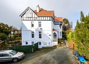 Thumbnail 1 bed flat for sale in Spa Road, Llandrindod Wells