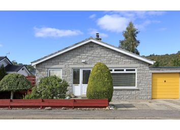 Thumbnail 3 bed detached bungalow for sale in Seafield Court, Grantown-On-Spey