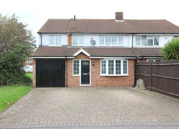 Thumbnail 4 bed semi-detached house for sale in Norman Road, Barton Le Clay