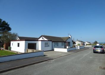 Thumbnail 4 bed detached house for sale in Lon Traeth, Valley, Holyhead, Sir Ynys Mon