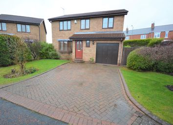 Thumbnail 4 bedroom detached house for sale in Beechburn Park, Crook