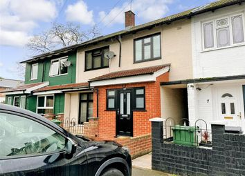 Thumbnail 4 bed terraced house for sale in Heron Close, London