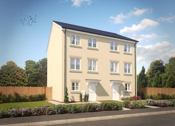"Thumbnail 3 bed town house for sale in ""The Worcester"" at Donaldson Drive, Brockworth, Gloucester"