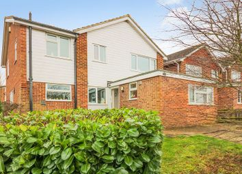 Thumbnail 4 bed detached house for sale in Quantock Drive, Ashford