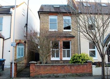 Thumbnail 4 bedroom semi-detached house to rent in Wyndham Road, Kingston Upon Thames