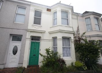 Thumbnail 3 bedroom terraced house for sale in Beaumont Road, Plymouth