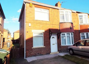 Thumbnail 2 bed flat for sale in Redcar Road, Wallsend