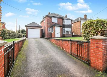 Thumbnail 3 bed detached house for sale in Sytch Road, Brown Edge, Staffordshire