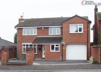 4 bed detached house for sale in Birchwood Lane, Somercotes, Alfreton, Derbyshire DE55