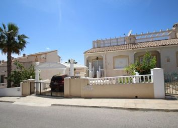 Thumbnail 4 bed semi-detached house for sale in Orihuela Costa, Alicante, Valencia, Spain