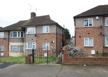 Thumbnail 2 bedroom maisonette to rent in Downbank Avenue, Bexleyheath, Kent