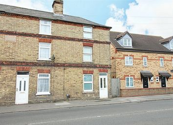 Thumbnail 3 bed end terrace house for sale in Stukeley Road, Huntingdon