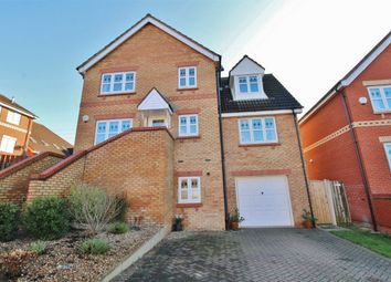 4 bed detached house for sale in Southwell Gardens, Swallownest, Sheffield, South Yorkshire S26