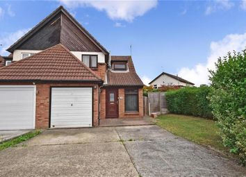 Thumbnail 3 bedroom semi-detached house for sale in Sherbourne Drive, Pitsea, Basildon