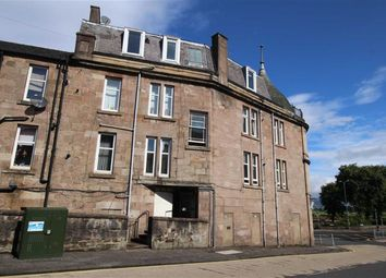 Thumbnail 1 bed flat for sale in Manor Crescent, Gourock, Renfrewshire