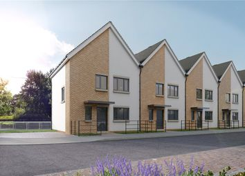 Thumbnail 3 bed town house for sale in Plot 17 The Embankment, Scholeys Wharf, Off Leach Lane, Mexborough