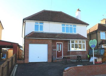 Thumbnail 4 bed detached house for sale in Brighton Road, Aldershot