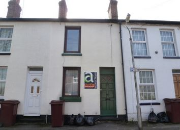 Thumbnail 2 bedroom terraced house to rent in Highgrove Terrace, Reading, Berkshire