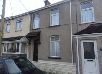 Thumbnail 3 bed terraced house for sale in Cwm Terrace, Furnace, Llanelli