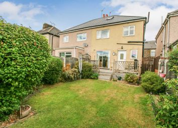 Thumbnail 2 bed semi-detached house for sale in Victoria Street, Dronfield, Derbyshire