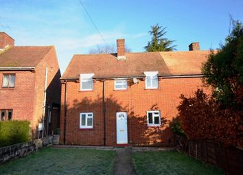 Thumbnail 3 bed semi-detached house to rent in Queen Mary Avenue, Basingstoke