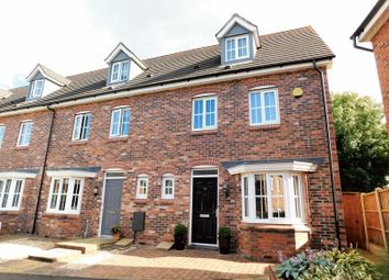 Thumbnail 4 bed town house for sale in Castle House Drive, Stafford
