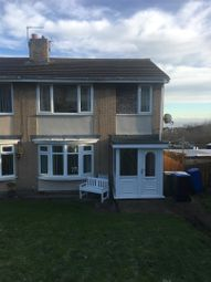 Thumbnail 2 bed semi-detached house for sale in Gallagher Crescent, Horden, Peterlee