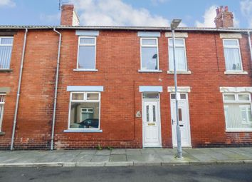 Thumbnail 3 bed terraced house for sale in Meldon Terrace, Newbiggin-By-The-Sea