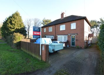 Thumbnail 3 bed semi-detached house for sale in Station Road, Scalby, Scarborough, North Yorkshire