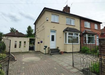 Thumbnail 3 bed semi-detached house for sale in Swinnow Road, Leeds, West Yorkshire