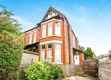 Thumbnail 4 bed maisonette for sale in Mayfield Road, Wallasey