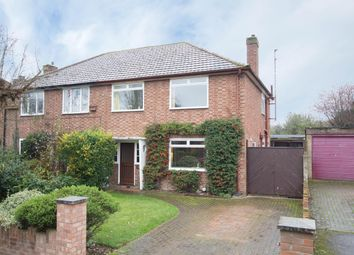 Thumbnail Semi-detached house for sale in Metcalfe Road, Cambridge