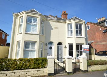 Thumbnail 2 bed semi-detached house to rent in Westfield Road, Lymington